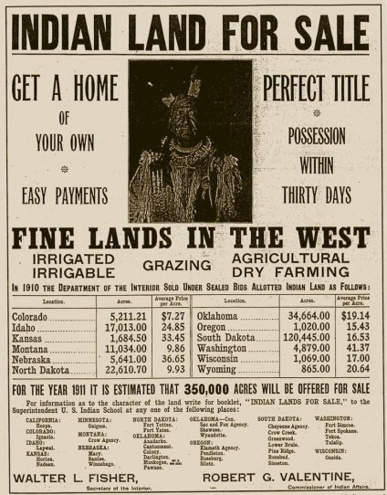 Darian-Smith - Indian_Land_for_Sale